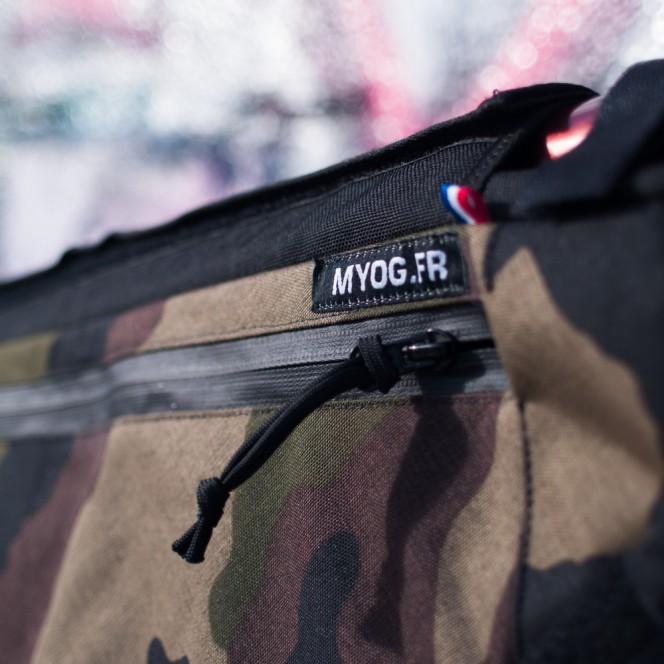 Frame bag MYOG