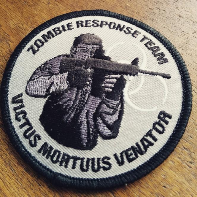 Zombie Response Team - Victus Mortuus Venator