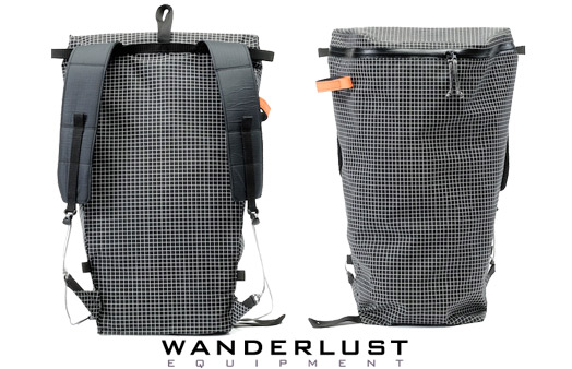 Muon Wanderlust Equipment