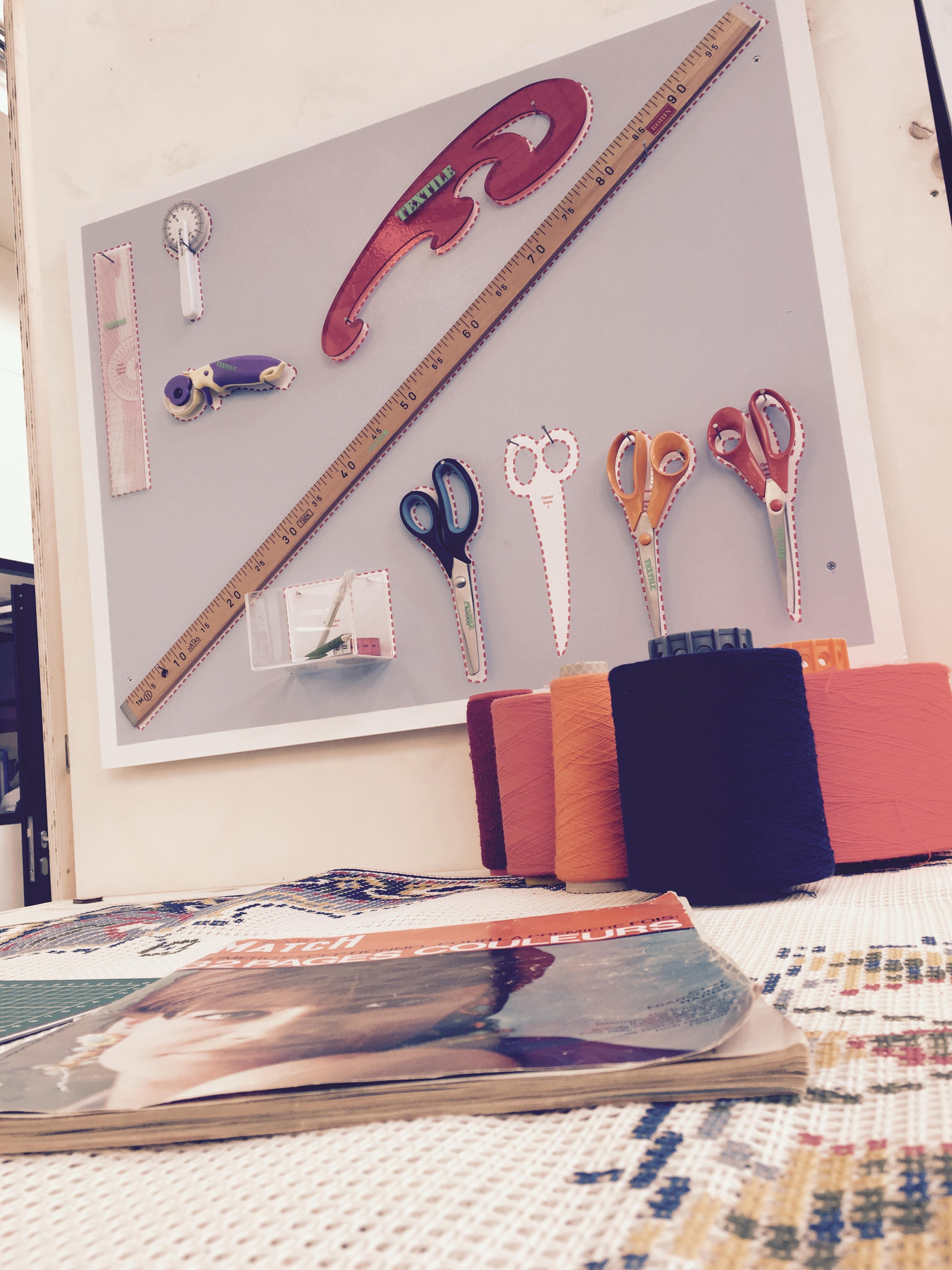 Côté outils